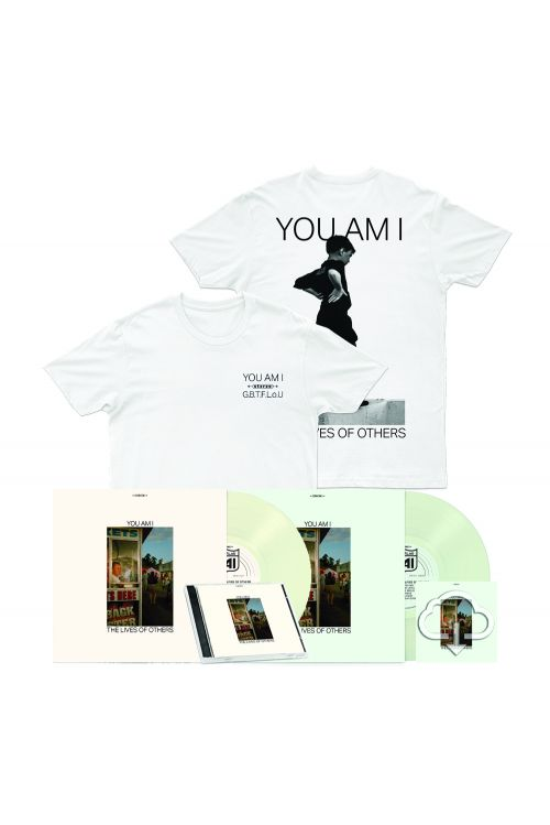 Spearmint Leaf Vinyl + Pinot Gris Vinyl + CD + Stereo Kid White T shirt + Lives Of others Digital Download by You Am I